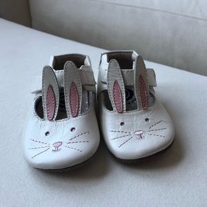 Livid and Luca bunny shoes